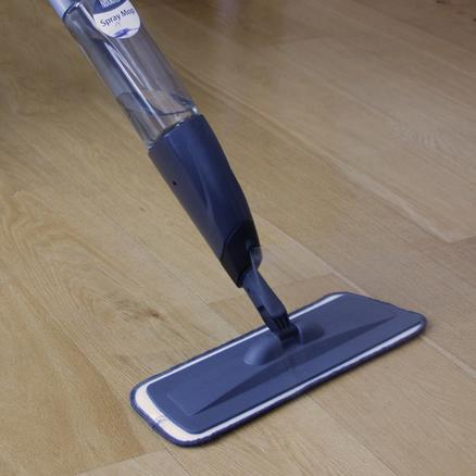 Timba Spray Mop Kit for Lacquered or Oiled Wood Floors